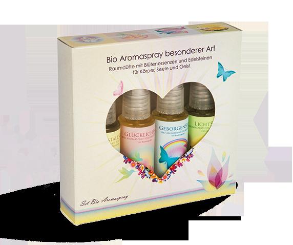 Set Bio Aromaspray